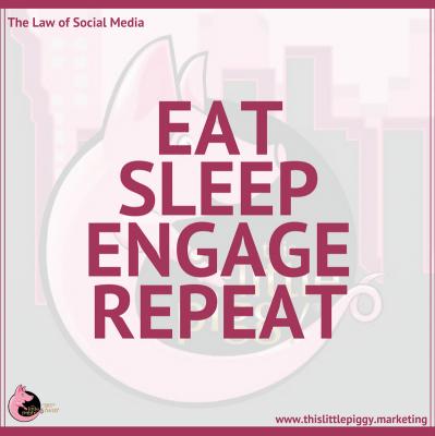 The Law of Social Media Marketing